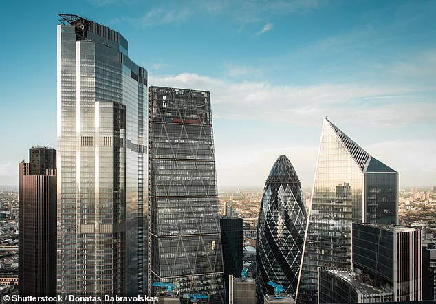 Cuts: Investors in British firms saw their income fall by ₤14billion – or 54 per cent – from April to June