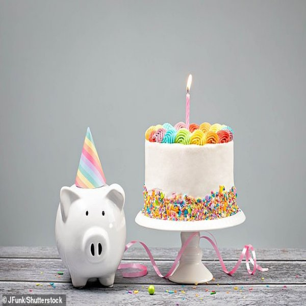 Those celebrating their 18th birthday from next Tuesday may also have another reason to celebrate - they are set to be the first 'Child Trust Fund babies' who could inherit thousands